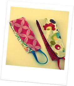 cocoschock: DIY: genähtes Haarband