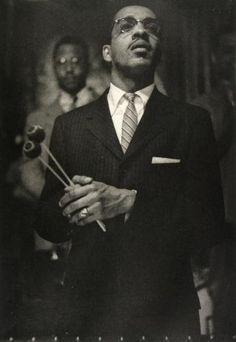 Roy DeCarava, Milt Jackson, 1956.