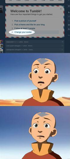 Aang. I love you. <3