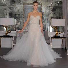 Ramona Keveza bridal wedding gown 2016