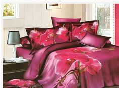 Reactive printing butterfly pattern cotton bedding set king size comforter sets queen white and black duvet cover/bed sheet-in Bedding Sets . King Size Comforter Sets, King Size Comforters, Queen Size Bedding, Cheap Bedding Sets, Cotton Bedding Sets, Bed Casters, Black Duvet Cover, 3d Rose, Bedclothes