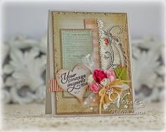 EwenStyle: World Making Card Day and New Verve!