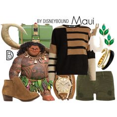 Disney Bound - Maui