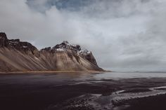 THE VIKING VILLAGE is a personal photo series by German landscape and advertising photographer Jan Erik Waider. The images were taken below the mountain Vestrahorn (Stokksnes) near the town Höfn in Iceland during early summer of 2016. N O R T H L A N D S C A P E S by Jan Erik Waider