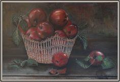 "Dry pastel ""apples"""