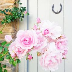 Interiors and decorations Country Cottage Garden, French Country Cottage, Country Living, Shabby, Cottage Homes, Outdoor Gardens, Vines, Outdoor Living, Floral Wreath