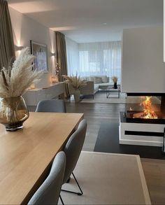 Dream Home Design, Home Interior Design, Interior Architecture, Design Homes, Apartment Interior, Dream Rooms, House Rooms, Home And Living, Nordic Living