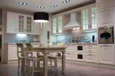 Cucina classica bianca Scavolini | home | Pinterest | Kitchens ...