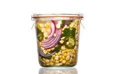 Think of crunchy, tangy, no-hassle quick pickles as the gateway to all things preserved.