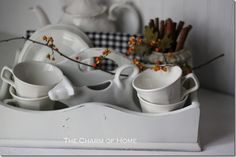 Magazine Copycat Challenge with At The Farmhouse