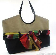 How to sew handbags and totes Nancy Zieman: