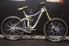 2013 One Ghost Industries Musashi DH-1 - 2013 Products from Interbike 2012, Part 3 - Mountain Biking Pictures - Vital MTB