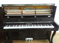 Shanghai Artmann UP120A acoustic piano, vertical upright piano