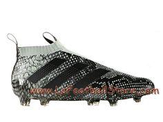 new concept c2288 c9331 Adidas homme Football Chaussure ACE 16+ Purecontrol Primeknit Terrain souple  AQ6358 Vapour Green