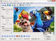 Avidemux Video Editor Freeware Grátis   hardwareysoftware