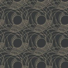 Parson Gray - Curious Nature Home Dec Sateen - Upward Spiral in Royalty