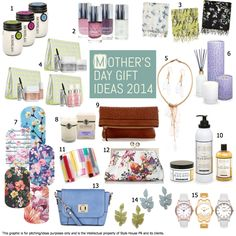 2014 Mother's Day Gift Ideas