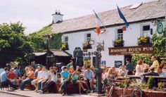 Situated in Glencullen on top of the Dublin mountains, Johnnie Fox's is one of Ireland's oldest and most famous traditional Irish pubs. It is also famed as the highest pub in the country.