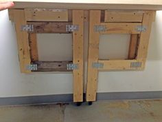 Cutting the cable: Easy to Build Folding Workbench …