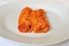 Palavras que enchem a barriga: Cannelloni de atum
