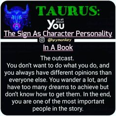 Zodiac Sign and Their Key Phrase: . 🇫 🇴 🇱 🇱 🇴 🇼 Hpymonkey for more! tag a friend! Taurus Sun Sign, Aries Taurus Cusp, Taurus Traits, Taurus Moon, Zodiac Signs Taurus, My Zodiac Sign, Astrology Zodiac, Aquarius, Taurus Funny