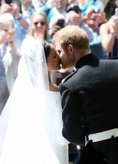 Prince Harry + Meghan Markle