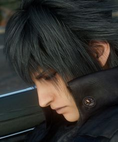 Director Hajime Tabata told IGN that his upcoming game 'Final Fantasy XV' is now complete and shares more details. Final Fantasy Xv Prompto, Final Fantasy Cosplay, Fantasy Series, Noctis Lucis Caelum, The Last Kingdom, Nerd Love, Top Videos, Aesthetic Videos, Powerpuff Girls