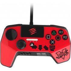Manette FightPad Pro Street Fighter V Ken - PS4 - PS3 - Acheter vendre sur Référence Gaming