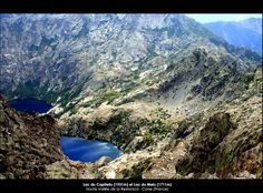 ** Lakes Melo and Capitello - Corsica ** through the eyes of donluicu