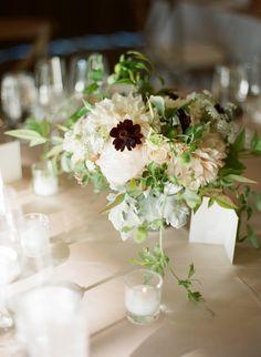 wedding centerpiece idea; photo: Esther Sun