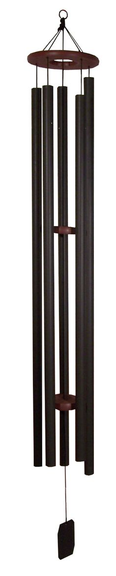 Wind Chime Ultimate Big Ben, Rustic Burgundy