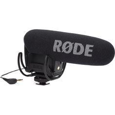 Rode VideoMic Pro with Rycote Lyre Suspension VIDEOMIC PRO-R B&H