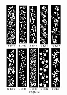 These are laser cutting designs. These designs for laser cutting, plasma cutting and CNC Router. Please contact us for CNC DXF Vecto. Cnc Cutting Design, Laser Cutting, Cupid Drawing, Alpona Design, Jaali Design, Laser Cut Screens, Laser Cut Stencils, Door Gate Design, Border Embroidery Designs