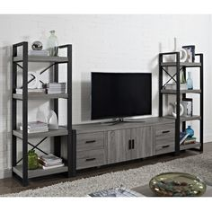 1000 Ideas About Tv Stand Decorations On Pinterest