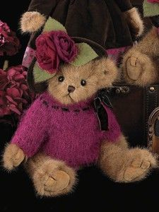 Bearington Bear - Rachel Rosebeary