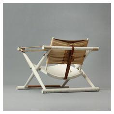 styletaboo:  Mogens Lassen - Egyptian Chair prototype for Iversen [c.1930]