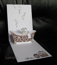'Crafty Musings: Mechanical cards, they work, move and such like!