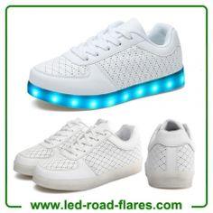 Led Shoes For Adults Unisex Casual Shoes Led Luminous Shoes 2017 Hot Fashion Led Light Shoes Men