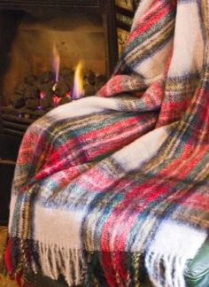 Tartan Christmas, Cabin Christmas, Christmas 2016, Merry Christmas, Warm And Cozy, Cozy Winter, Winter Cabin, Winter White, Stay Warm