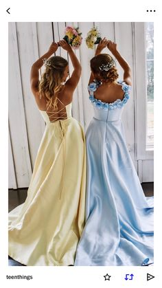 Places to visit Bescheiden A Line Long Yellow Prom Kleid - What To Look For W Pretty Prom Dresses, Hoco Dresses, Modest Dresses, Cute Dresses, Beautiful Dresses, Formal Dresses, Yellow Prom Dresses, Homecoming Dresses Long, Prom Dresses Pockets