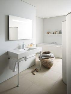 Duravit - Serie Vero - Lavabos, inodoros, bidés, bañeras y bañeras de hidromasaje de Duravit