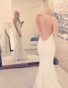 Another Poipu fitting with a beautiful bride-to-be // Katie May
