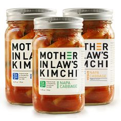 Do you like Kimchi? If so, you're going to LOVE Mother-in-Law's Kimchi! MIL Kimchi is now available at all 4 of our retail locations (9th Street, Ardmore, Comcast and Rittenhouse). See what all the food press is buzzing about, come into one of our stores and try it today! http://milkimchi.com/