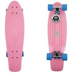 "27"""" Shark Retro Longboard Skateboard"