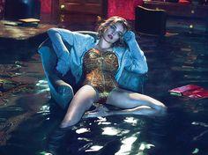 The Best of Natalia Vodianova - natalia vodianova w magazine 2012-Wmag