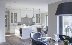 Classical Kitchen Design | Hamptons Collection | Classic Kitchen