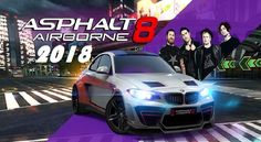Asphalt 8 Airborne MOD Android Game Download