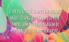 Frases de Feliz Aniversário #felicidades #feliz_aniversario #parabens