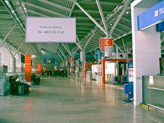 Warsaw Chopin Airport (WAW) in Warszawa
