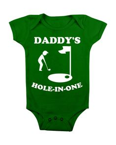 Daddys Golf Onesie Shirt Baby Onesie Golf Onesie Baby Outfit Gift Dad Father New Dad to Be Newborn by TeeTottlers on Etsy https://www.etsy.com/listing/251904124/daddys-golf-onesie-shirt-baby-onesie